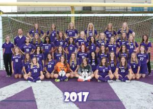 Girls Soccer 17-18