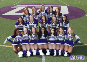 Cheerleading 17-18