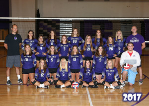 Girls Volleyball 17-18