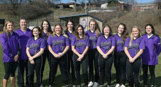 Girls Softball Section Champs!