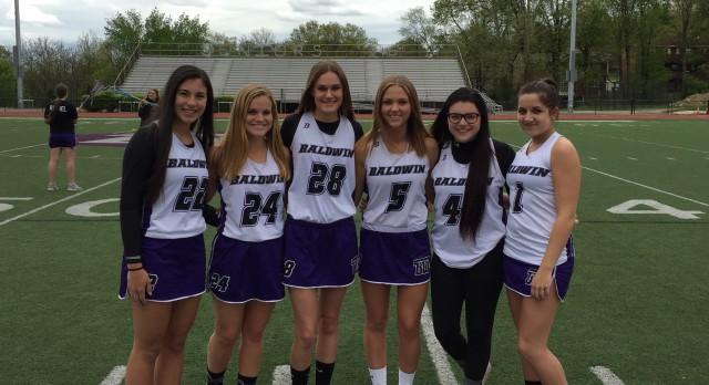 Baldwin High School Girls Varsity Lacrosse beat Canon Mcmillan High School 15-5