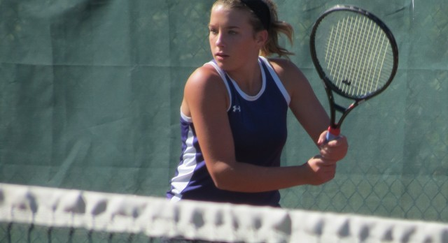 Baldwin High School Girls Varsity Tennis beat Bethel Park High School 4-1