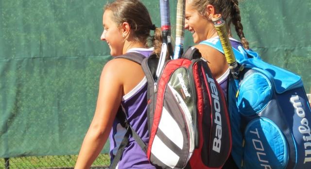 Baldwin High School Girls Varsity Tennis falls to Fox Chapel High School 4-1