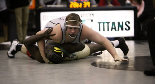 Olympia Wrestling Off to Great Start