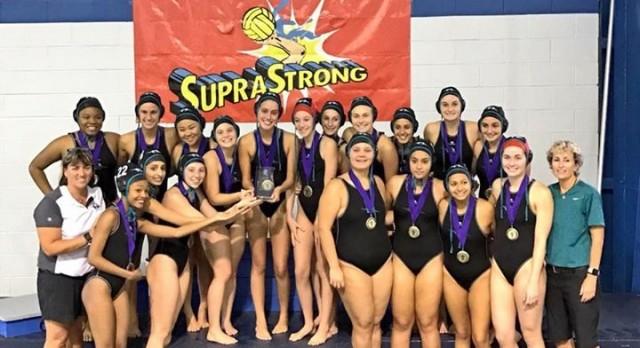 Girls Water Polo Wins 1st Ian Supra Memorial Tournament