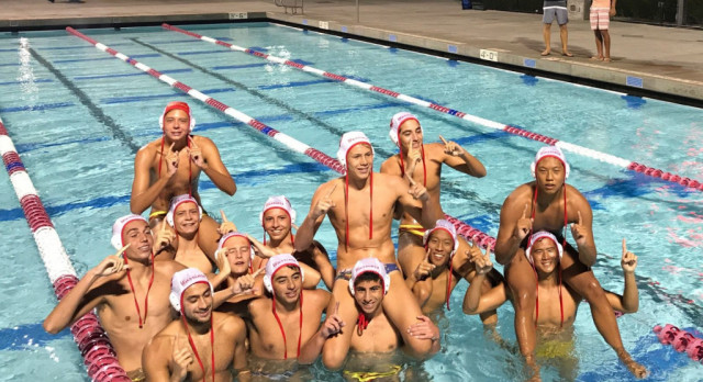 Boys Varsity Water Polo wins Segerstrom Tournament