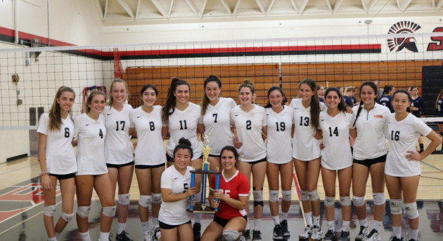 Varsity Volleyball Wins Camarillo Classic Again!!