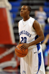 Coach Darrin Young Playing at St. Louis University