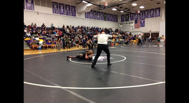 Wrestling Posts Winning Night at BVNW