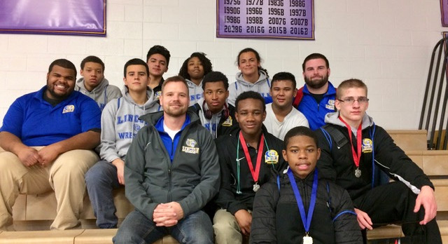 Wrestling Earns 3 Medals at the Kearney Tournament