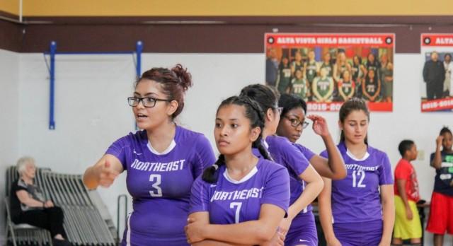 2016 northeast volleyball all conference winners-1st team Neimoj Dinteru