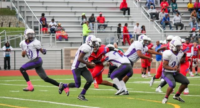 Northeast Senior High School Varsity Football falls to Southeast High School 20-0