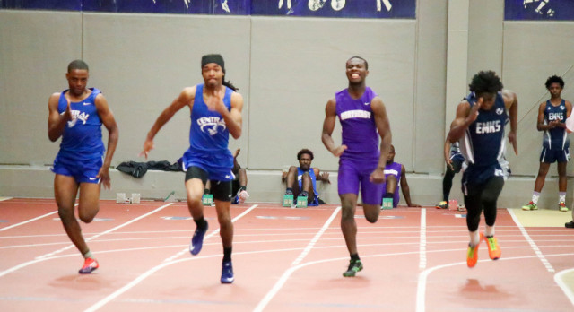 Vikings participate well in the I. L. developmental track meet at Central high school.