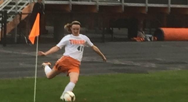 Springfield Local High School Girls Varsity Soccer beat United High School 3-0