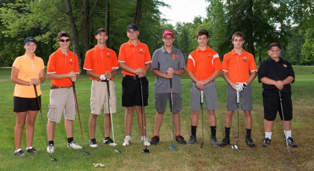 Golf Team Advances In OHSAA Tournament