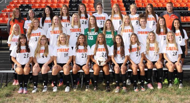 Springfield Local High School Girls Varsity Soccer beat Columbiana High School 14-0