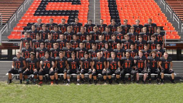 Varsity Football Team 2017