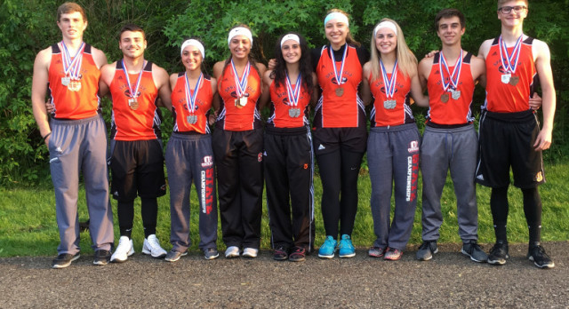 Tigers Qualify for State Track and Field Meet