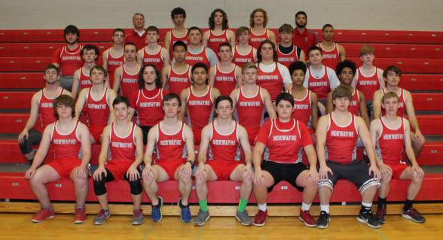 NORWAYNE BOYS TRACK