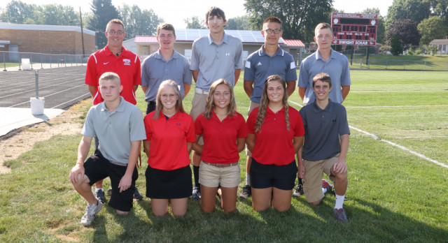 Boys Golf Season ends at Forest Hills