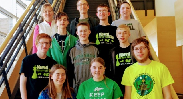 State Chess Results