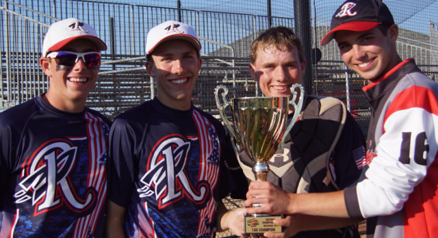 Four KML Baseball Players Earn National Championship