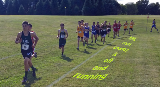 KML Charges Into CC Season