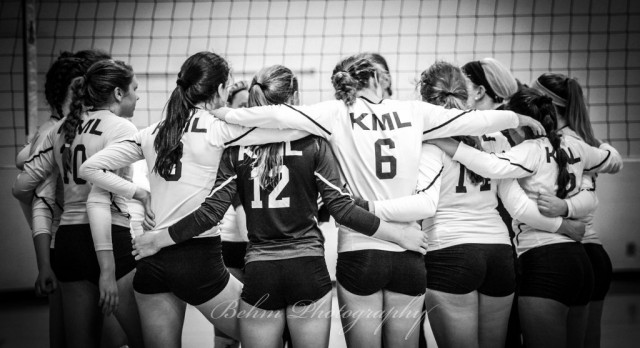 KML Volleyball Earns #1 Seed