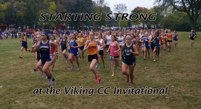 Cross Country News From McCarty Park