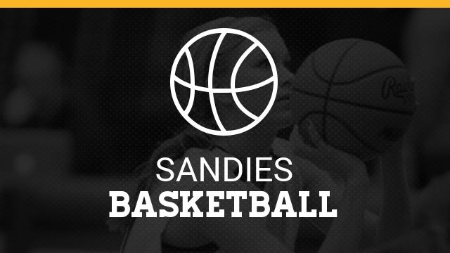 Lady Sandies crush Weslaco East 72-22!