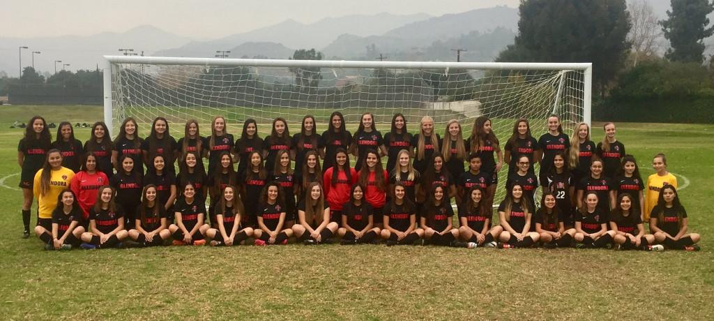 CIF Girls Soccer