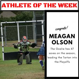 Meagan olson A of W