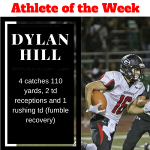 Dylan Hill A of W