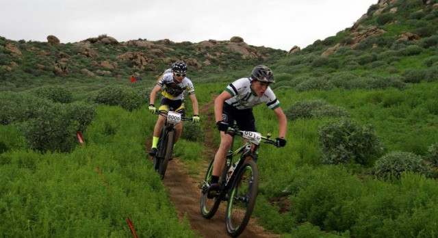 """Mountain Bikers Have Great Finishes on 2017 Opening Day! """"Beach to Boulders"""""""