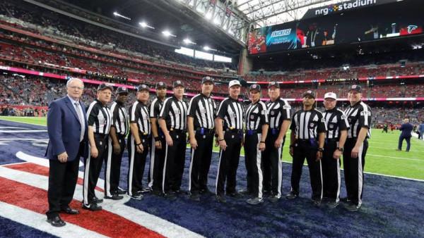 Super Bowl Crew - SB LI