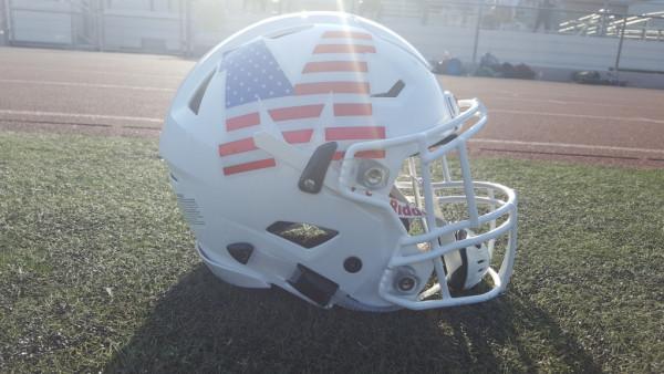 football helmet usa