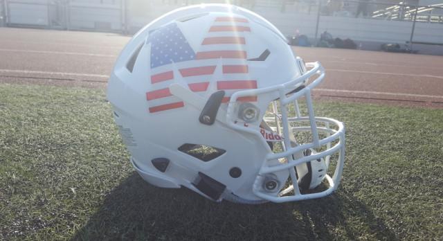 Sarsam Family Donates 50 Speedflex Helmets to Monrovia Football Program!!