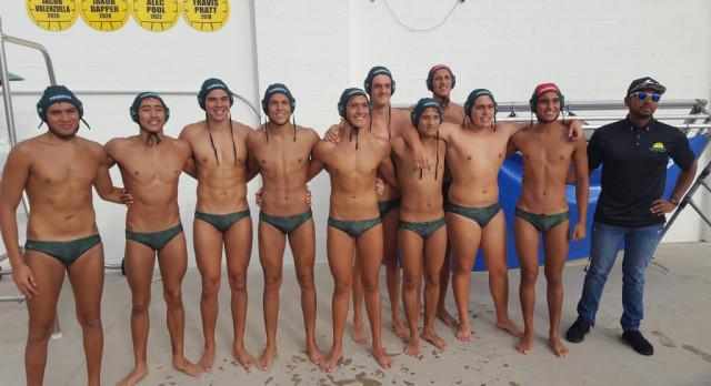 Monrovia Varsity Boys' Water Polo MAKES HISTORY: First RHL Win Over Perennial Power La Canada, 9-7!!