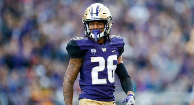 Alum Sidney Jones Drafted by the Philadelphia Eagles