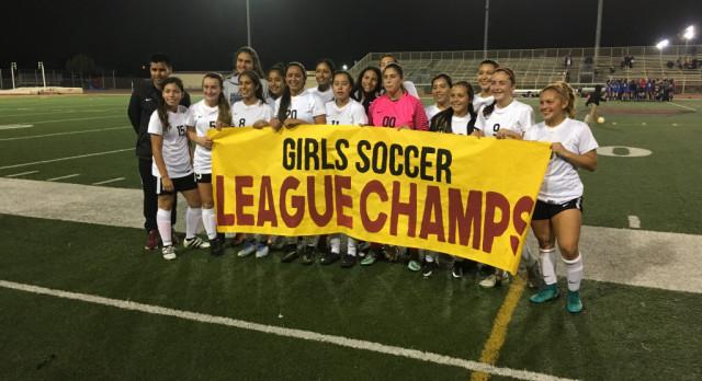 Girls Soccer Honors