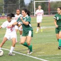 Girls JV Soccer VS South Salem