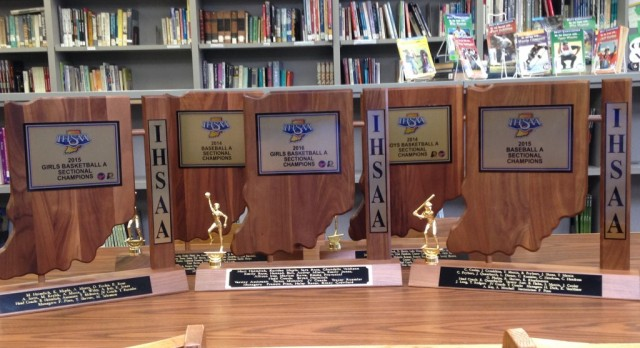 2014-16 Sectional Trophies