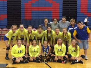 Volleyball Team Pic Tri County