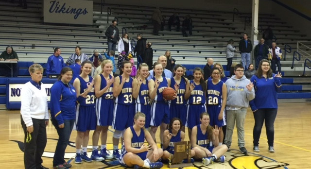 2017 Girls Basketball Sectional Champions