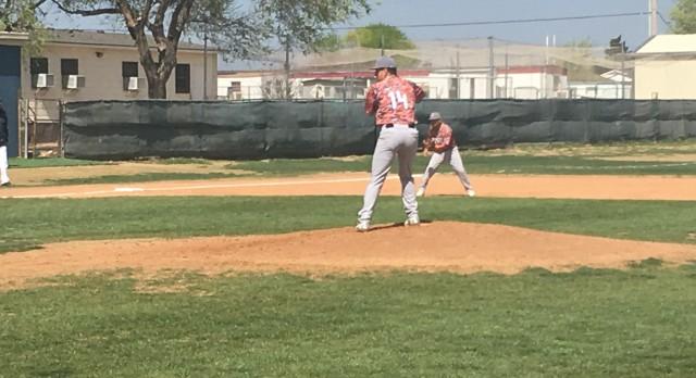 Caprock High School Varsity Baseball falls to Randy Keller- Palo Duro 0-1
