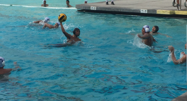 Boys Water Polo Keeps Rolling