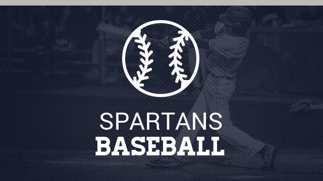 Spartans split DH with East Hall to take series