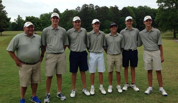 Golfers Finish 3rd In State Tournament!