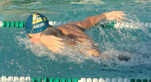 Swim Teams Split With River Bluff
