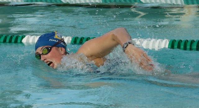 Swimmers Strong At Blue Devil Invitational!